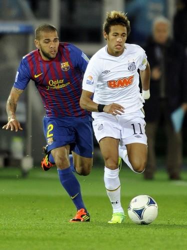 Santos FC (0) v FC Barcelona (4) - FIFA Club World Cup [Final]