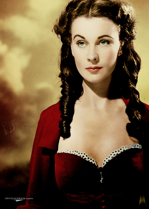Scarlett o 39 hara images scarlett o 39 hara wallpaper and for Who played scarlett o hara in gone with the wind