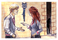 Scorpius & Rose - rose-and-scorpius fan art