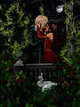 Scorpius and Rose  - rose-and-scorpius fan art