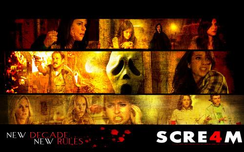 Scream4Wallpapers!