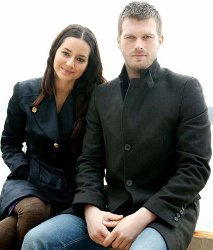 Sedef Avci and Kivanc Tatlitug