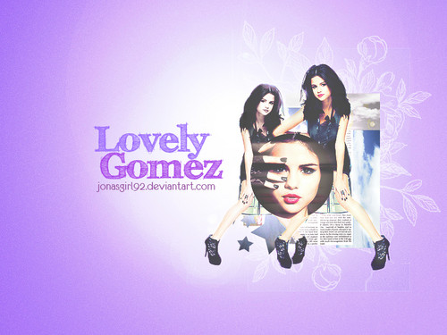 SelenaWallpapers!