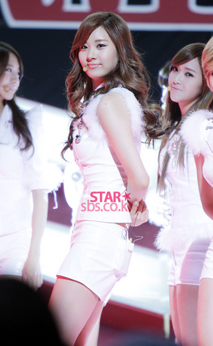 Seohyun @ SBS Inkigayo звезда Pictures