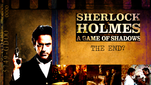 Sherlock Holmes: A Game of Shadows-Pictures