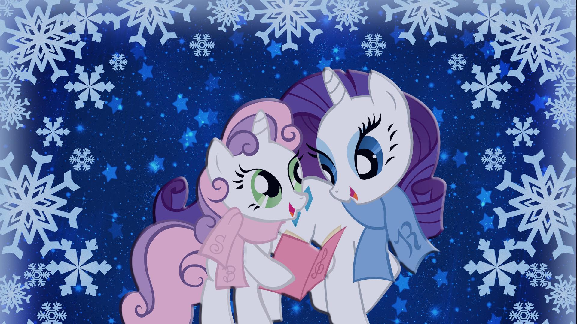 Sisters Caroling