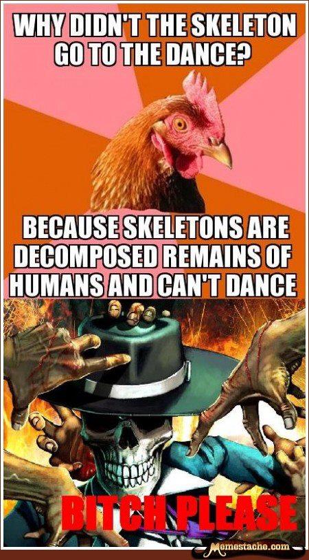 Skulduggery meme :)