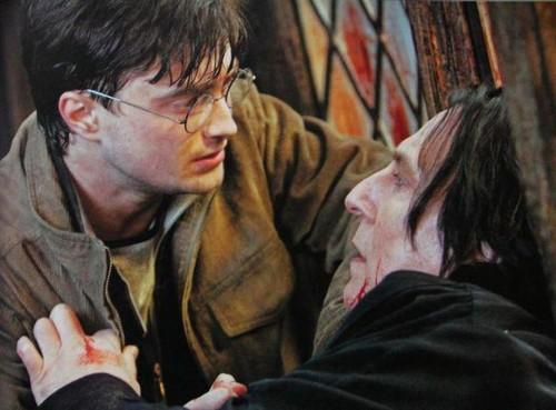Snape's last 分钟