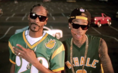 Snoop Dogg and Wiz Khalifa-Young, Wild and Free