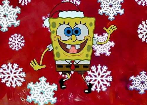 Spongebob Christmas 2
