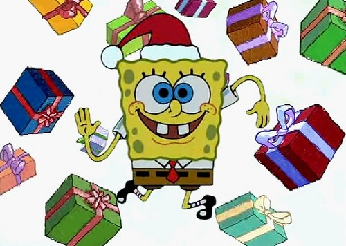 Spongebob natal 3