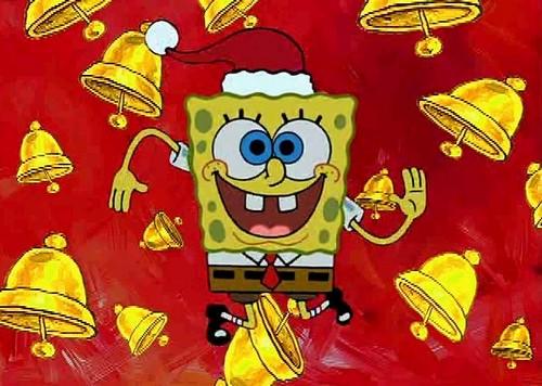 Spongebob 圣诞节 4