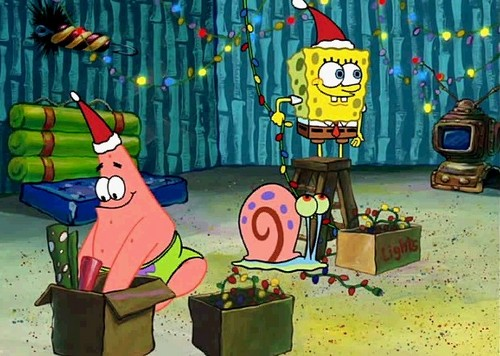 Spongebob Christmas 7