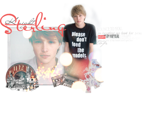 Sterling Knight karatasi la kupamba ukuta entitled SterlingWallpapers!