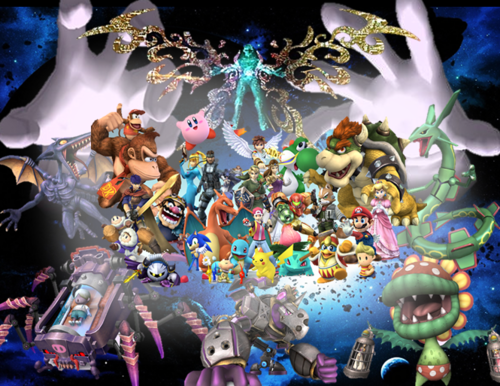 Super Smash Bros. Brawl fond d'écran