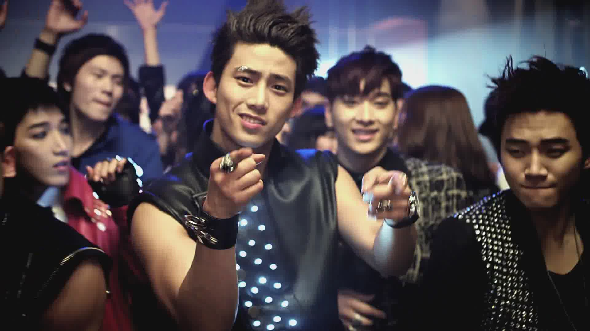 Taecyeon Hands Up MV - taecyeon 2pm Image (27831113) - fanpop