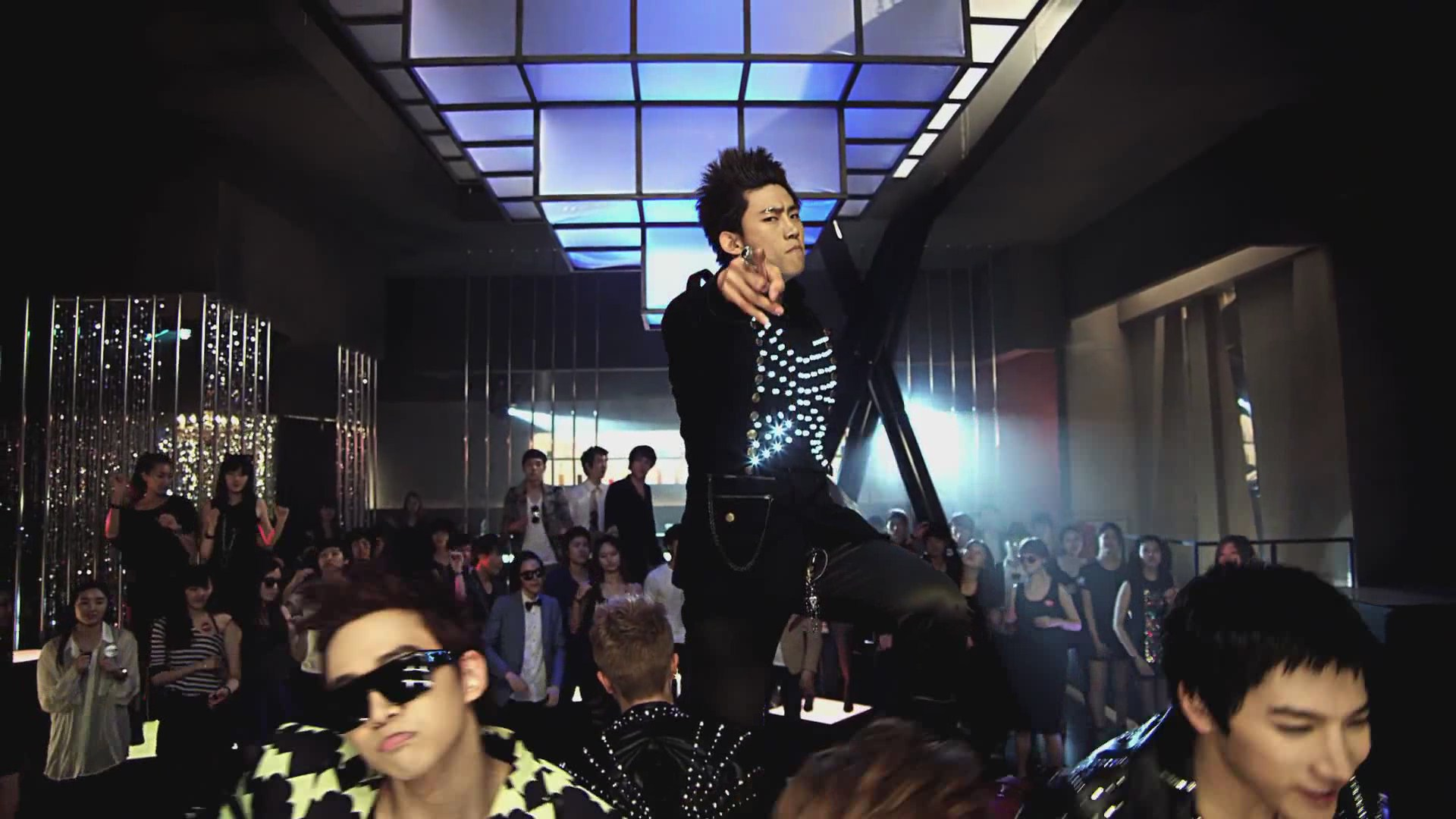 Taecyeon Hands Up MV - taecyeon 2pm Image (27831120) - Fanpop