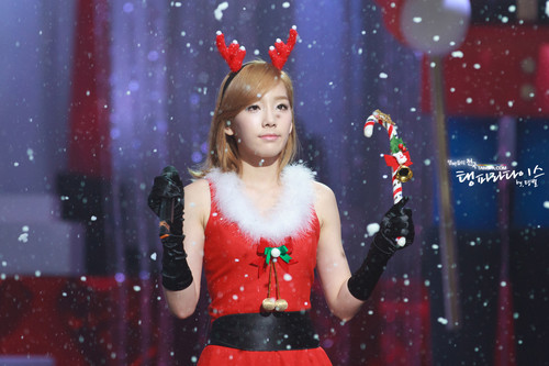 Taeyeon @ MBC natal Fairy tale Special