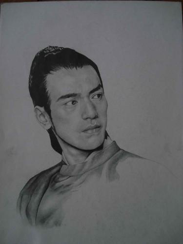 Takeshi Kaneshiro অনুরাগী Art দ্বারা ChristinaSathil (DeviantArt)