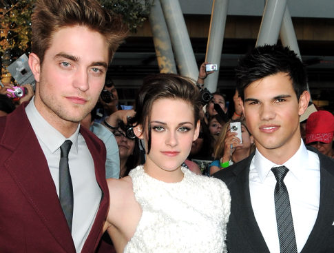 Taylor, Kristen and Rob