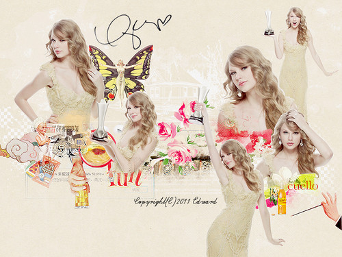 taylor rápido, swift wallpaper probably containing a bouquet titled TaylorWallpapers!