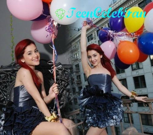 TeenCelebFan wallpaper probably containing a meteorological balloon entitled TeenCelebFan! :D