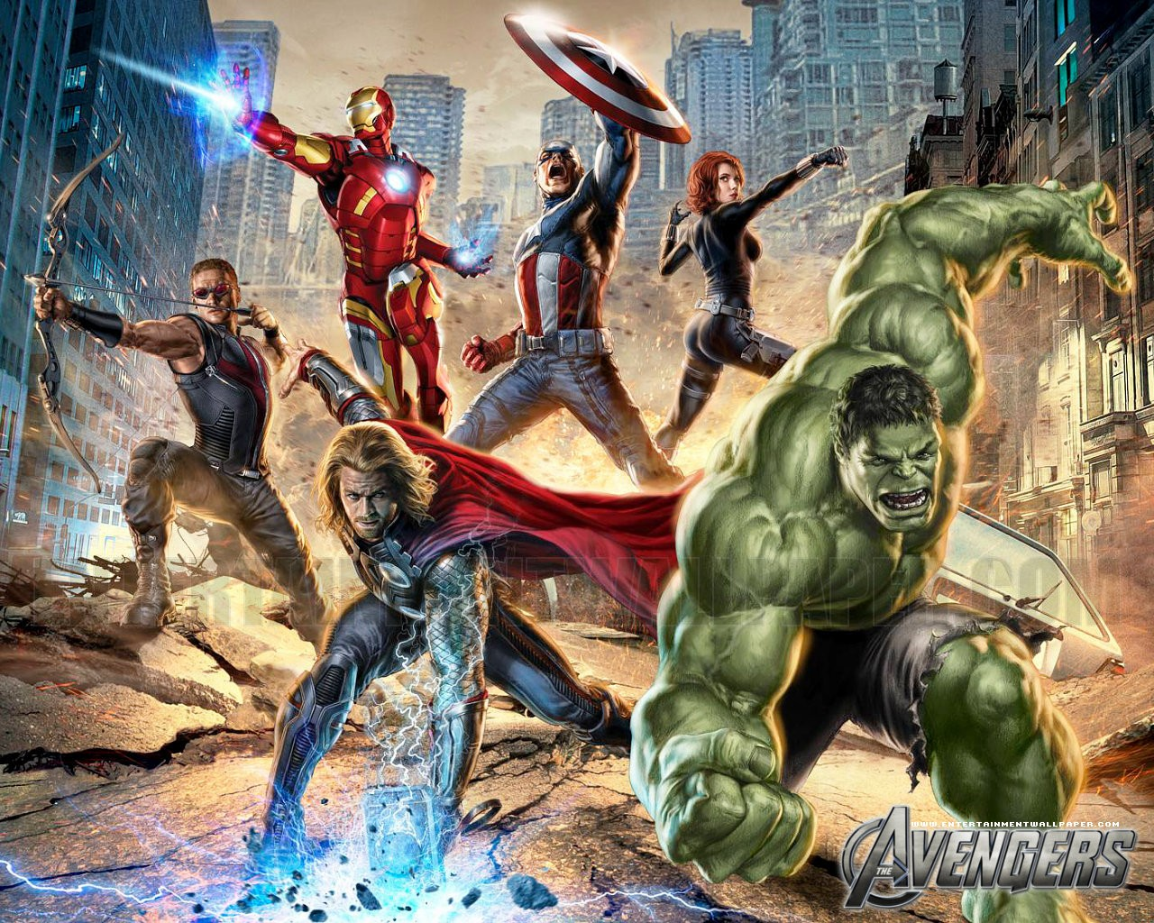 the avengers 2012 wallpapers - photo #13