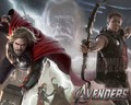 upcoming-movies - The Avengers [2012] wallpaper