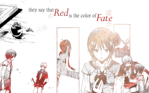 The Color of Fate