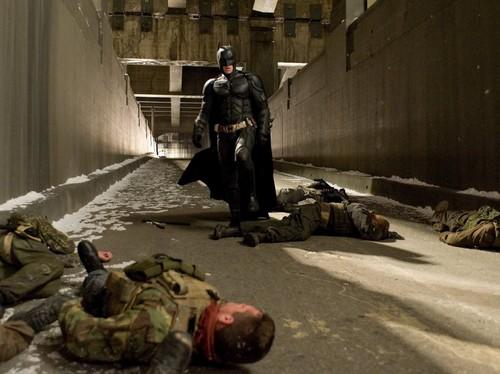 The Dark Knight Rises Still