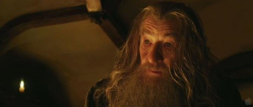 द हॉबिट वॉलपेपर probably containing a portrait entitled The Hobbit trailer