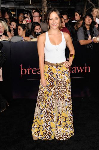 The Premiere of 'Breaking Dawn'