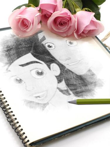 Their sketch