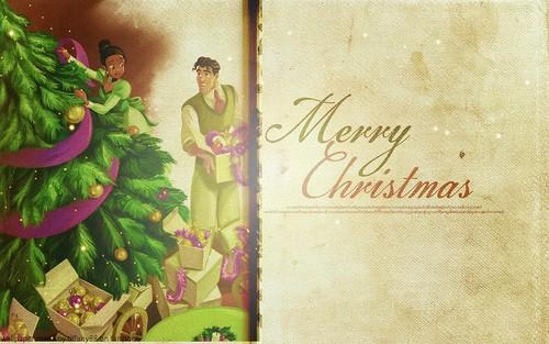 Tiana's Christmas ~ ♥