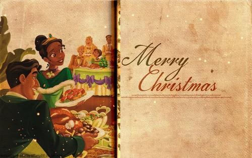 Tiana's Рождество ~ ♥