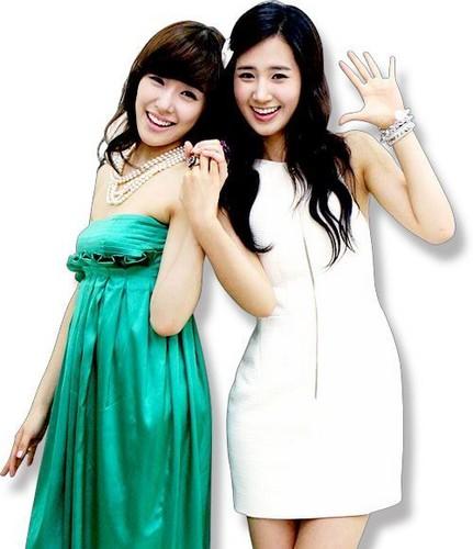 Tiffany and Yuri