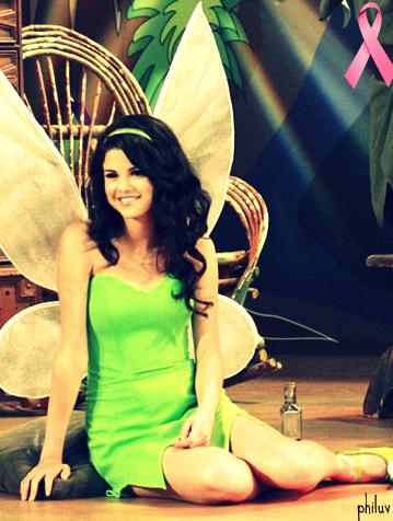 Tinkerbell Selena <3 - selena-gomez photo