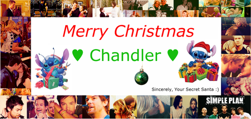 Leyton Family<3 پیپر وال probably with عملی حکمت titled To: Chandler <3 Love: Your Secret Santa