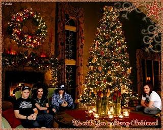 Tokio Hotel Merry natal :D