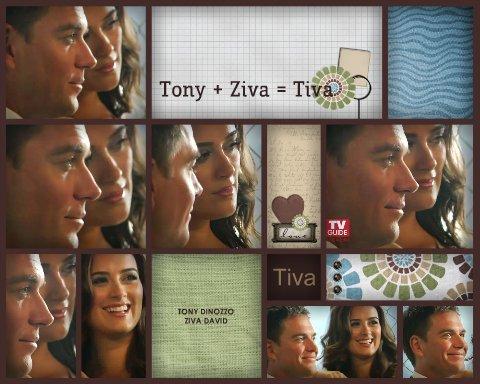 Tony + Ziva = Tiva (TV Guide)