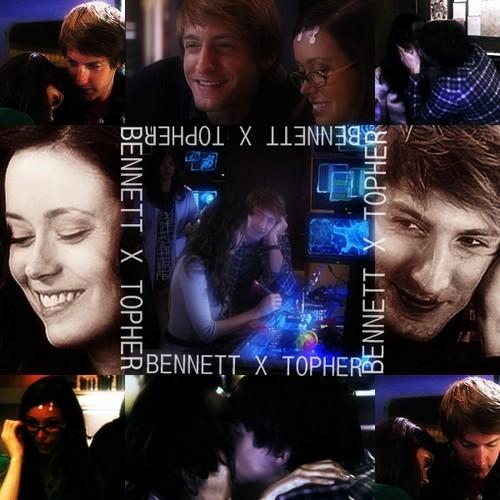 Topher x Bennett