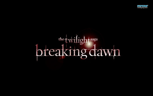 Twilight Breaking Dawn  - movies Wallpaper