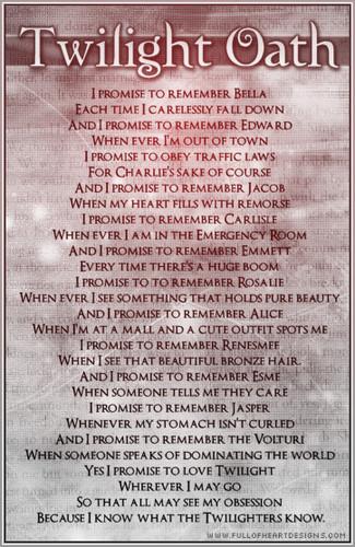 Twilight Oath <3
