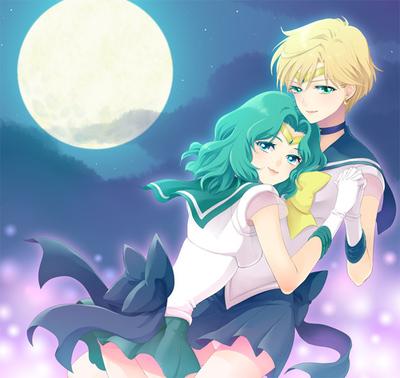 Uranus and Neptune Moon