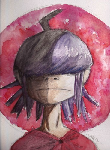 Watercolor Noodle