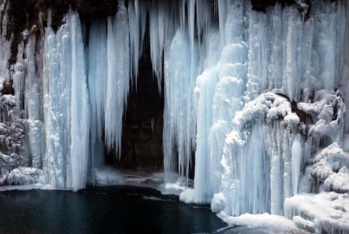 Wequiock Falls...northeast of Green Bay, Wisconsin