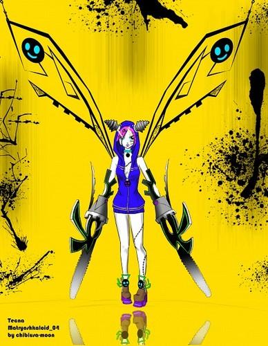 Winx meets Vocaloid