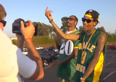 Snoop Dogg And Wiz Khalifa Images Wiz Khalifa With Snoop Dogg