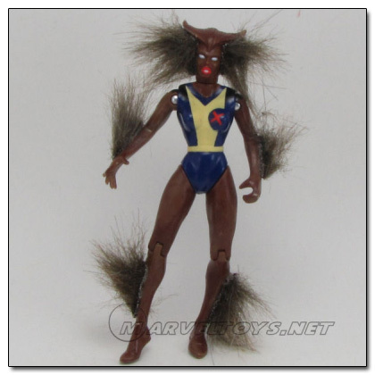 Wolfsbane Action Figure
