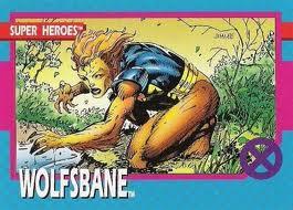 Wolfsbane / Rahne Sinclair